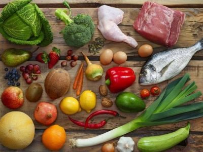 verdure dieta paleo